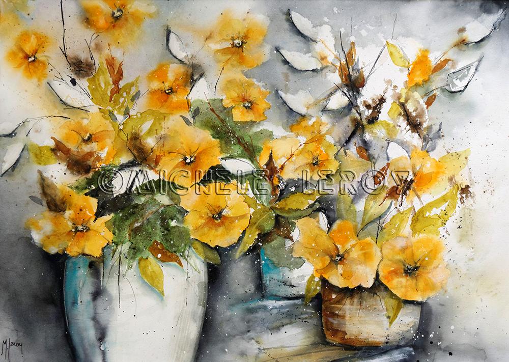 En fleurs