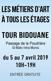 les Métiers d'Art à tous les étages-Saint-Malo(35)