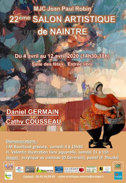 Salon artistique Naintré(86)