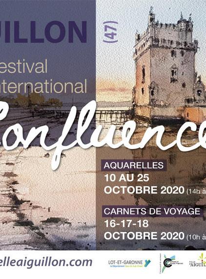 Festival de laquarelle et du carnet de voyage