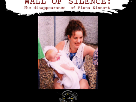 Wall of Silence: The Disappearance of Fiona Sinnott