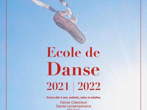 NEWS rentrée 2021-2022 !!!