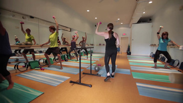 Barre with Kristi