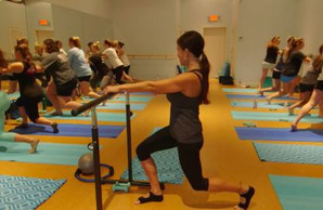 Barre with Colleen
