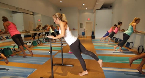 Barre with Joann