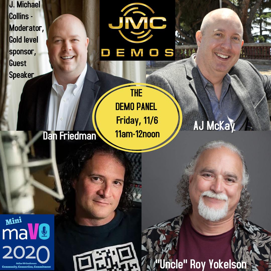 The Demo Panel