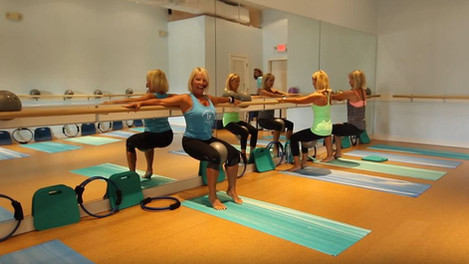 Barre #3 with Barb