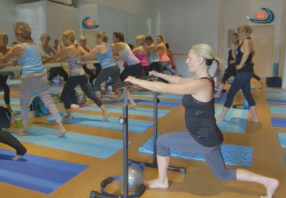 CardioBarre with Shondelle