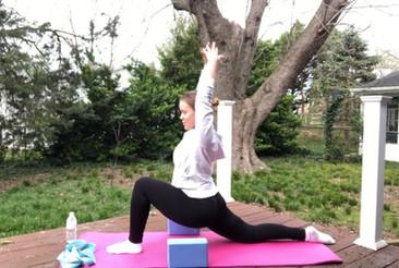 Stretch with Valeria