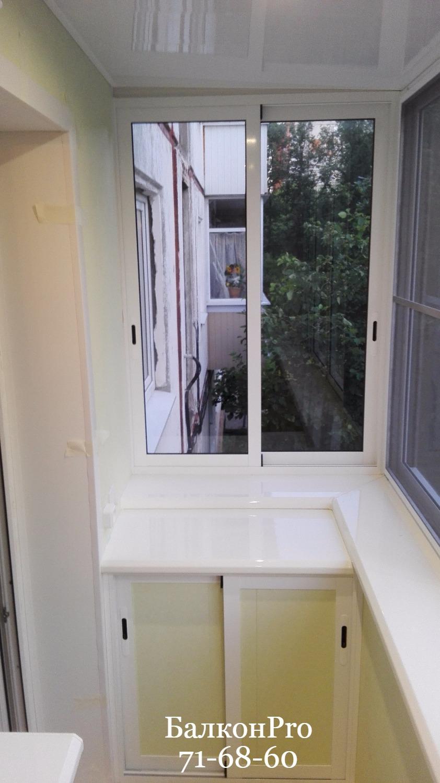 Балкон в Туле
