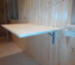 откидной столик на балкон или лоджию