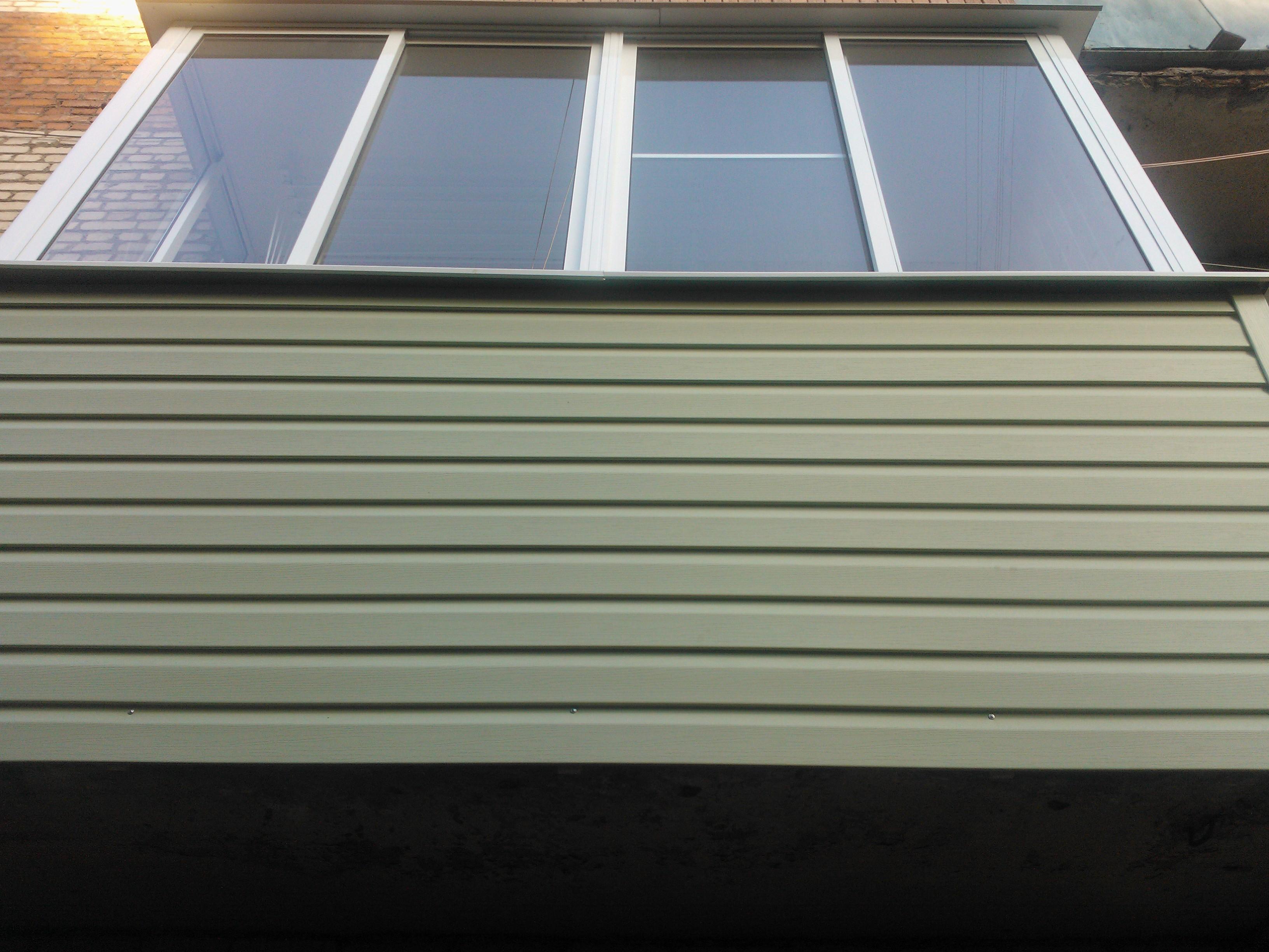 Тульские балконы.