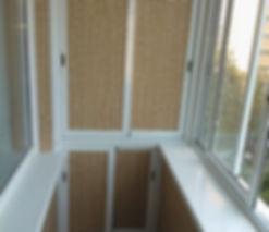 Большой шкаф на балкон
