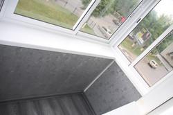 Отделка балкона Тула