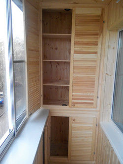 Встроенный шкаф, Тула