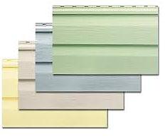 Материалы наружной отделки балкона