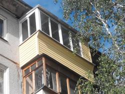Балкон с выносом Тула