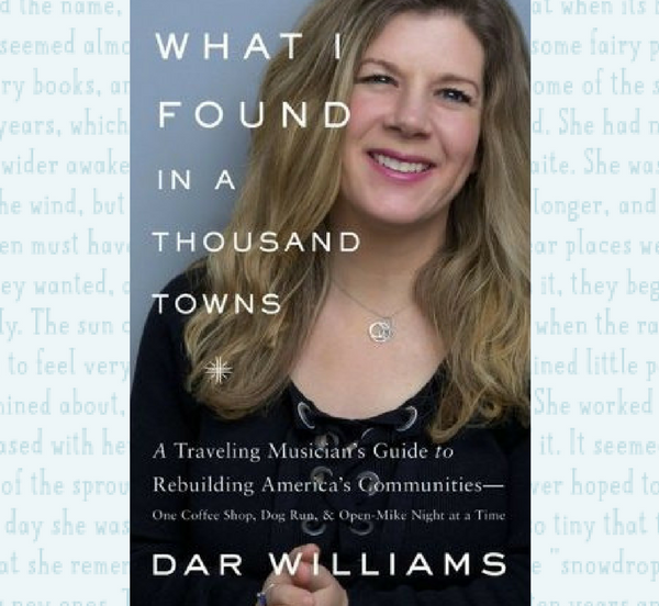 Dar Williams Event at the Brookmere Winery (11/14/18)