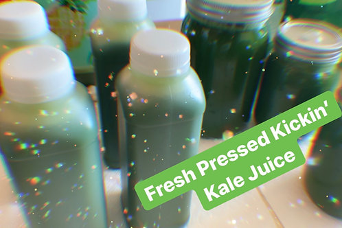 Kickin' Kale Juice 16oz