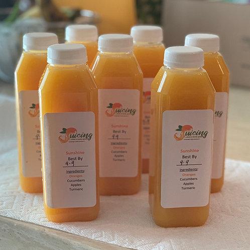 Sunshine Juice ☀️