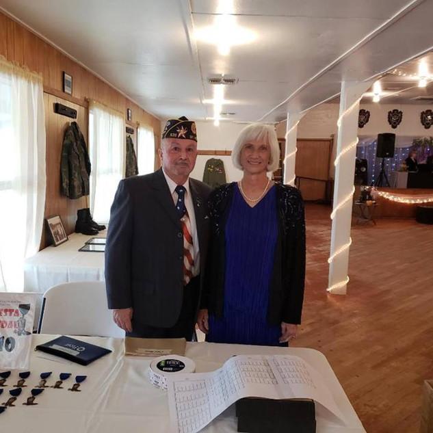 John and Linda Nye