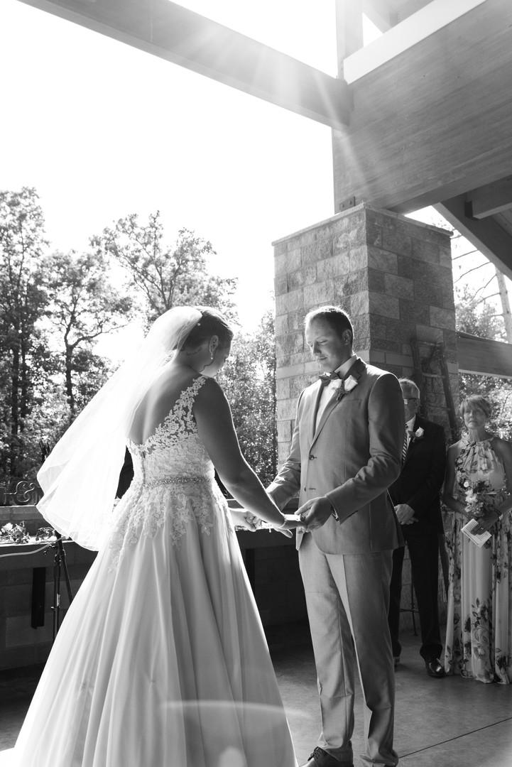 Wedding Photography - Bunker Hills - Coon Rapids Minnesota