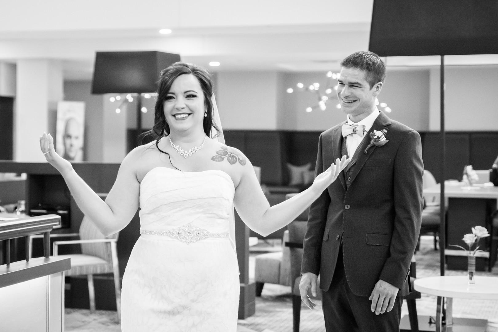 Wedding Photography - Sheraton Bloomington - Minnesota