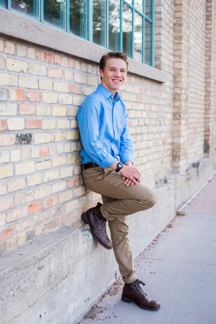 Senior Portrait - Minneapolis