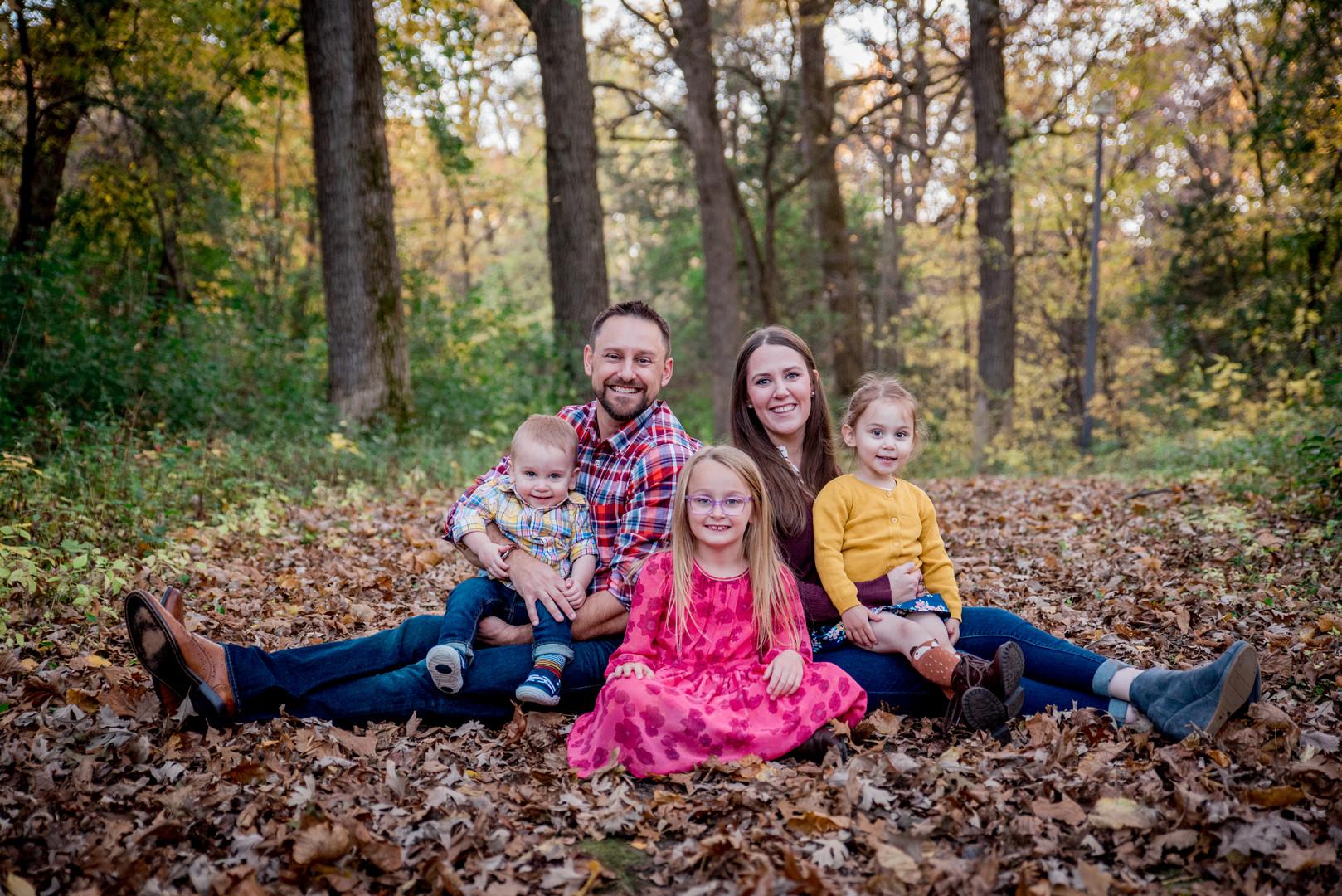 Family Portrait - Minnesota
