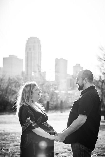 Maternity Portrait - Minneapolis