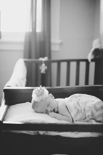 Newborn Portrait - Menomonie Wisconsin