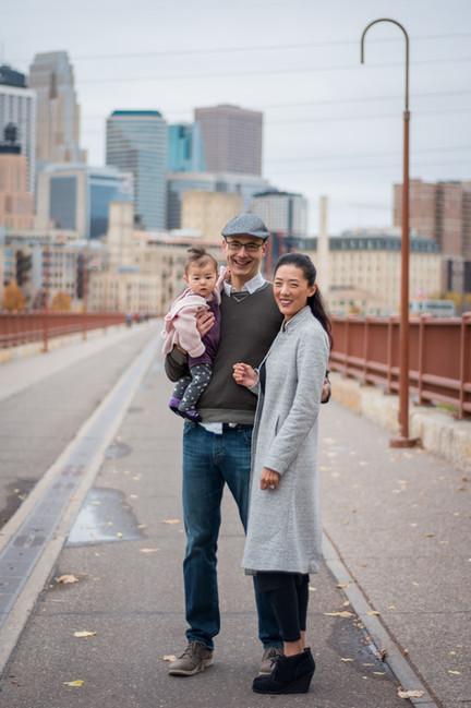Family Portrait - Minneapolis