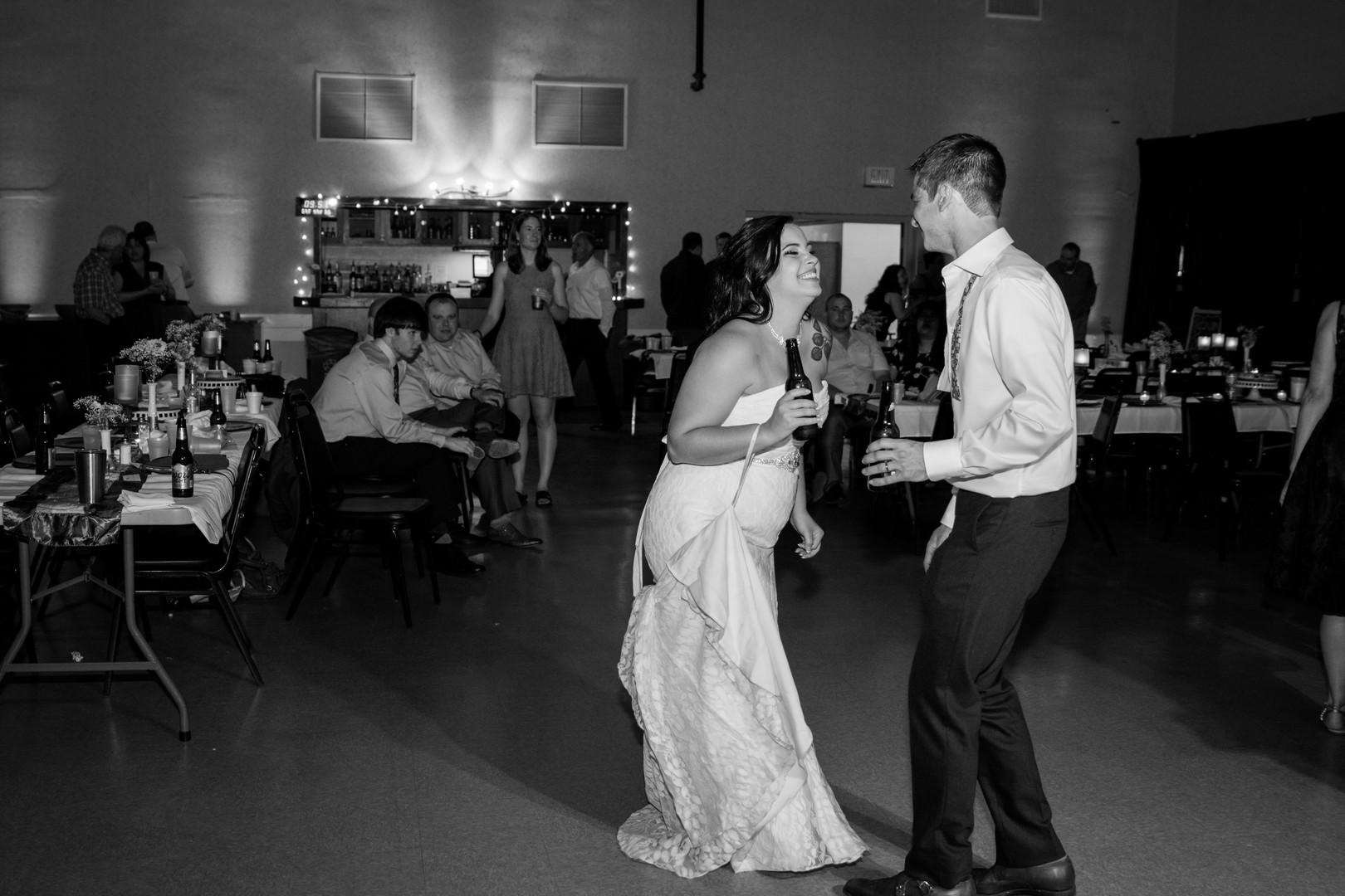 Wedding Photography - Richfield American Legion - Richfield Minnesota