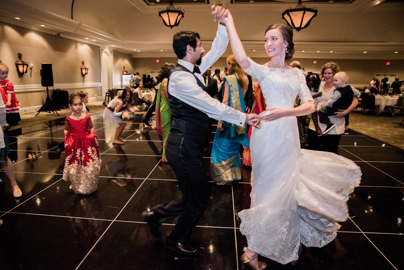 Wedding Photography - InterContinental - Saint Paul Minnesota