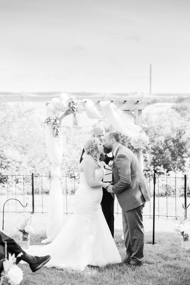 Wedding Photography - Pioneer Park - Stillwater Minnesota