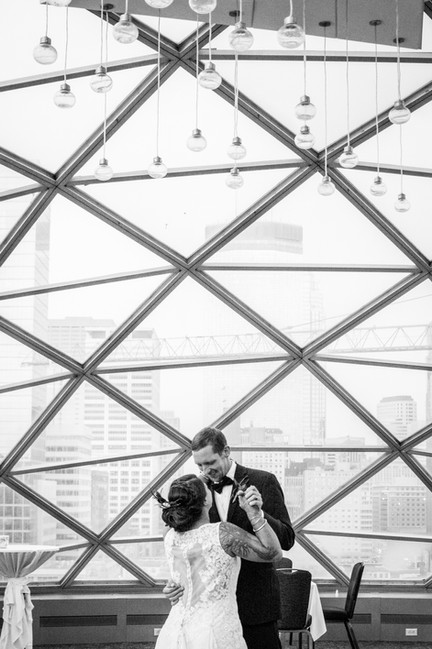 Wedding Photography - The Millenium Hotel - Minneapolis Minnesota