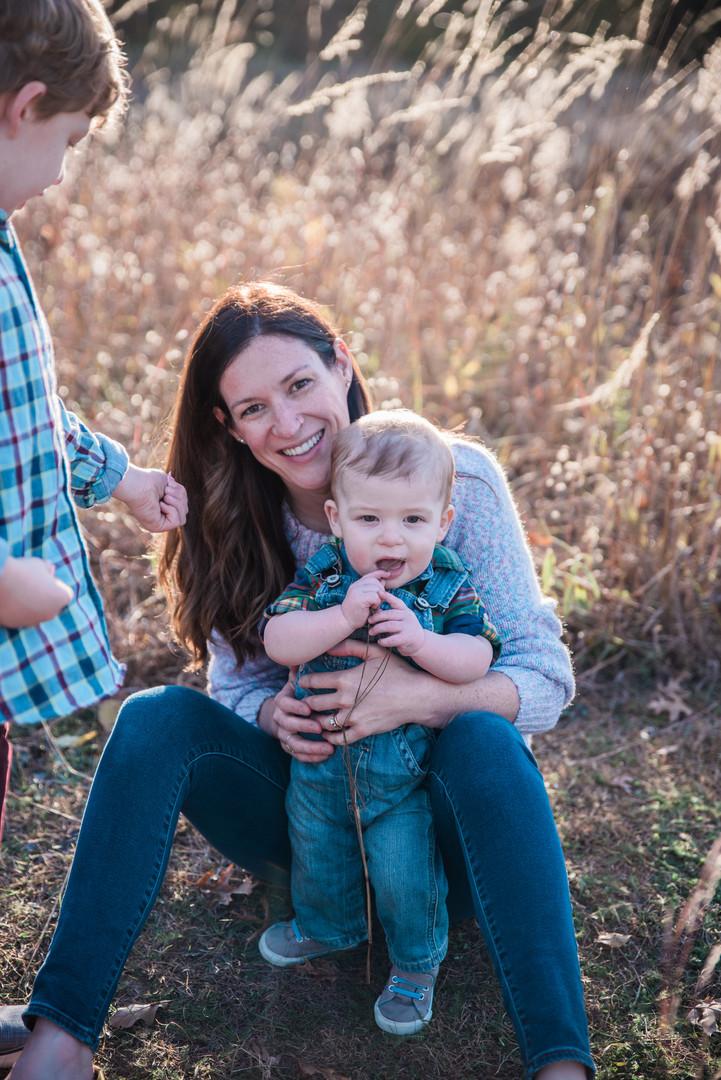 Family Portrait - St. Paul Minnesota