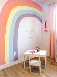 Sweet Toddler Room