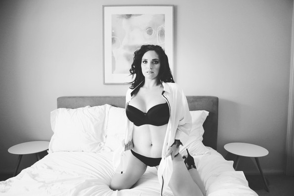 Perth Boudoir Photography