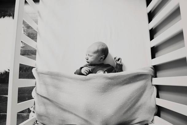 Lifestlye Newborn Photography