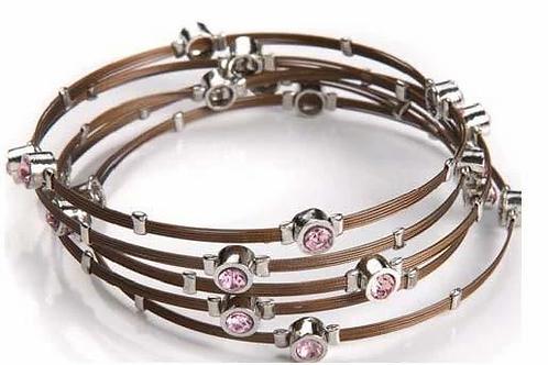 Athena Guitar String Bracelet