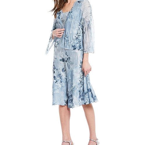 Komarov Dress + Jacket Set