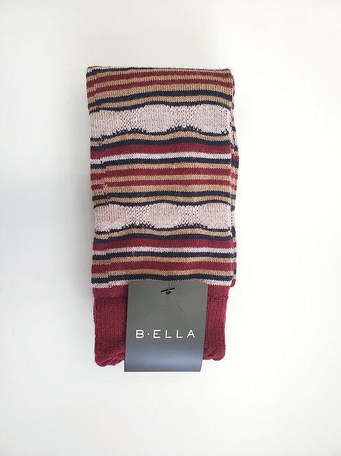 Scallop top tall socks by B.ella
