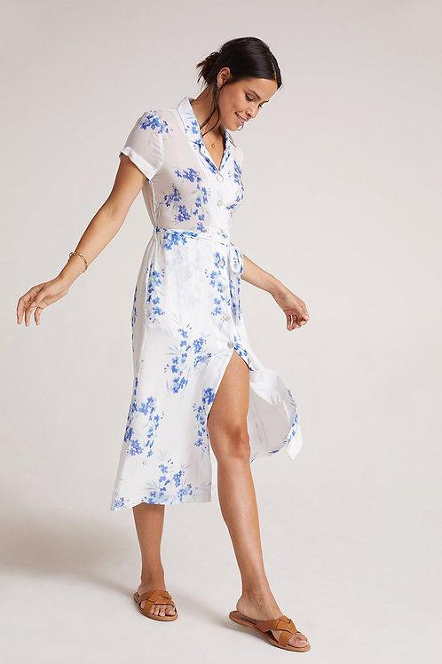 Bella Dahl Belted Shirt Dress
