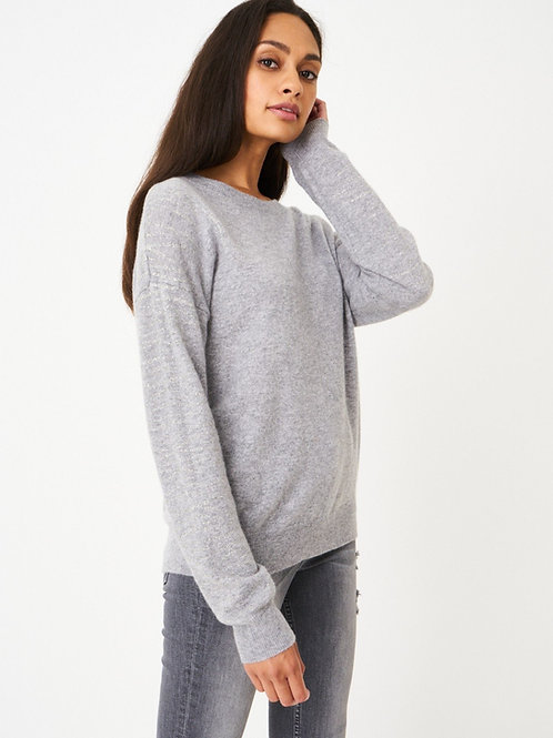 Sparkle sweater by Repeat Cashmere