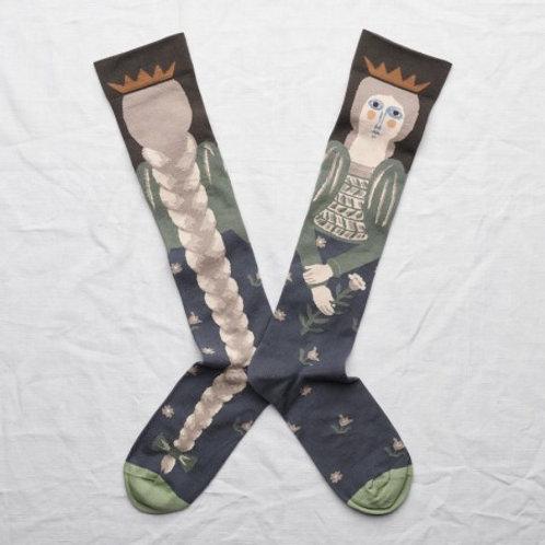 Bonne Maison Knee High Socks