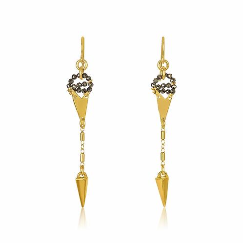 Mabel Chong Dera's Earrings