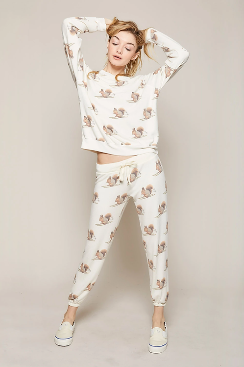 All Things Fabulous Squirrel Joggers