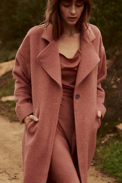 Greylin Brushed Coat
