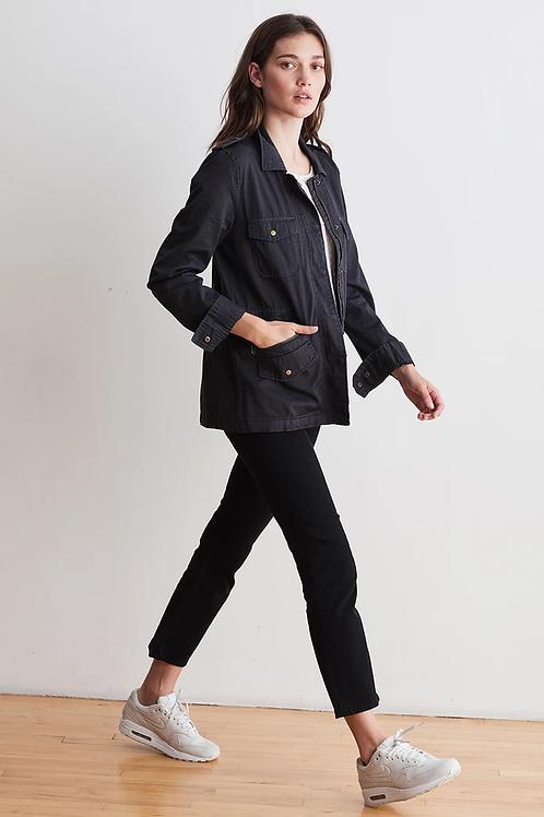 Velvet Cotton Jacket